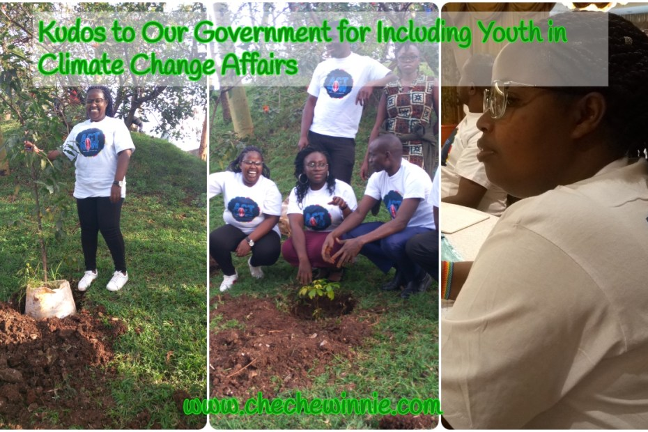 Kudos to Our Government for Including Youth in Climate Change Affairs