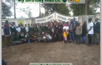My Birthday Was Lit 🎊🎂🎁