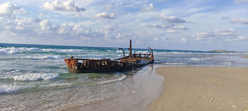 חוף הסירה