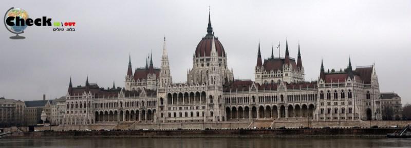 בניין הפרלמנט בבודפשט