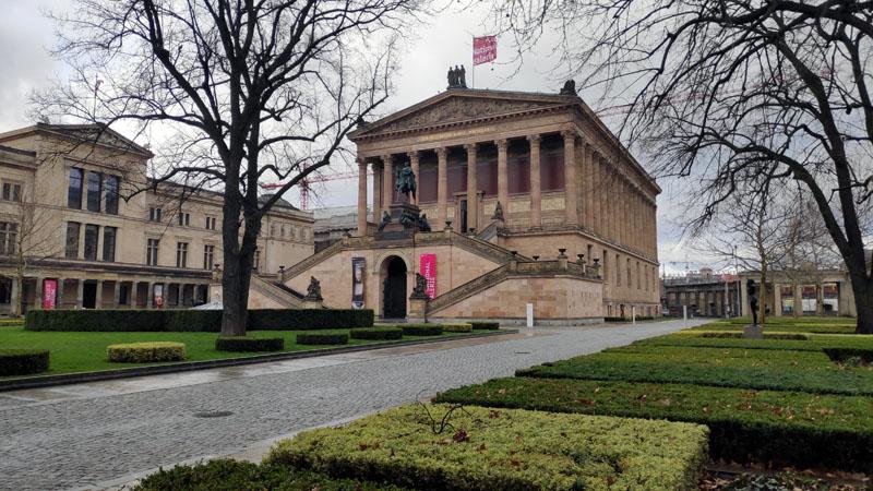 אי המוזיאונים בברלין
