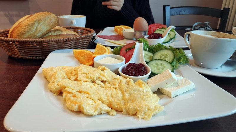 מסעדת ארוחות בוקר בברלין