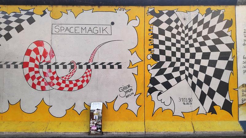 חומת ברלין גלריה