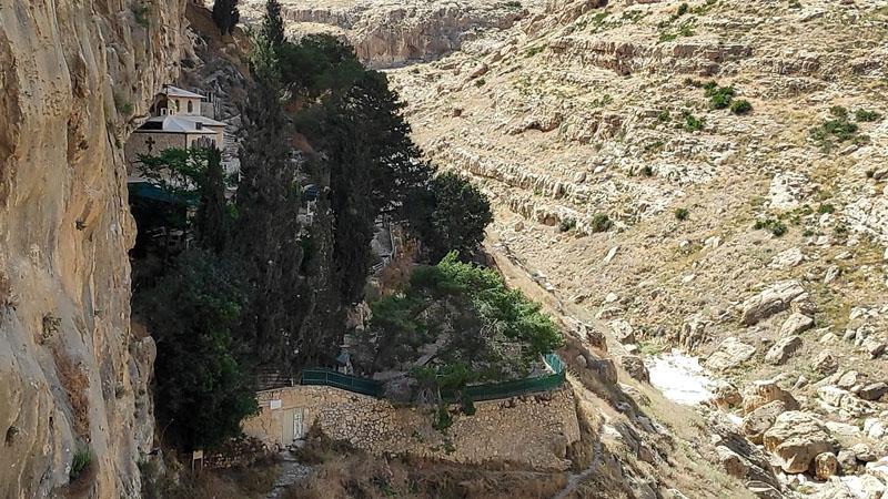 מנזר חריטון חריתון פראן