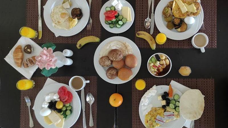 ארוחת בוקר טאבה מובנפיק