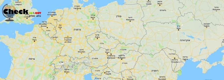 גוגל מאפס מפות