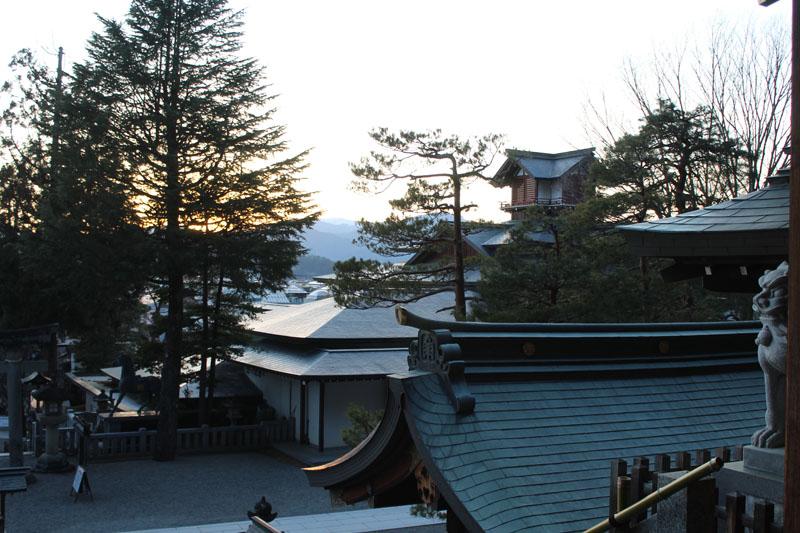Sakurayama מקדש טקיאמה