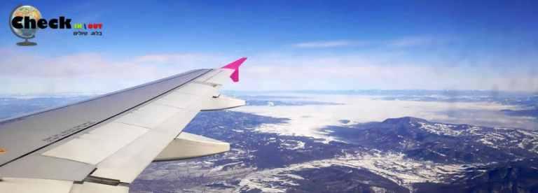 """איך לחפש טיסות זולות לחו""""ל"""