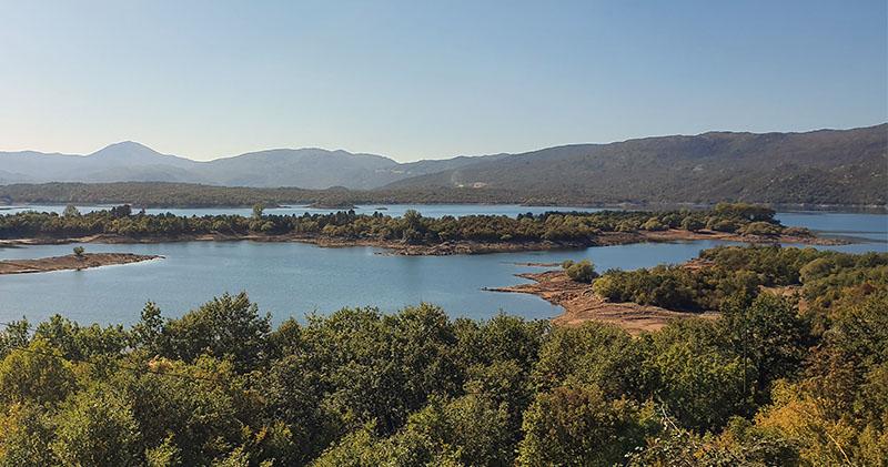 אגם סלאנו מונטנגרו