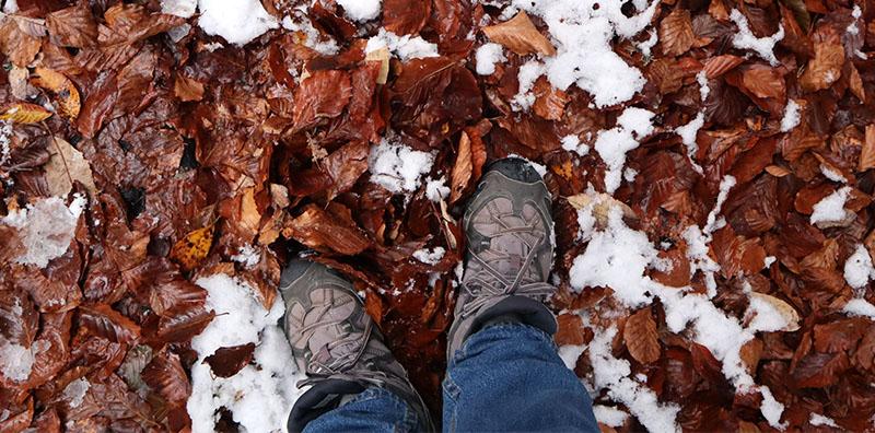 נעלים לחורף באירופה
