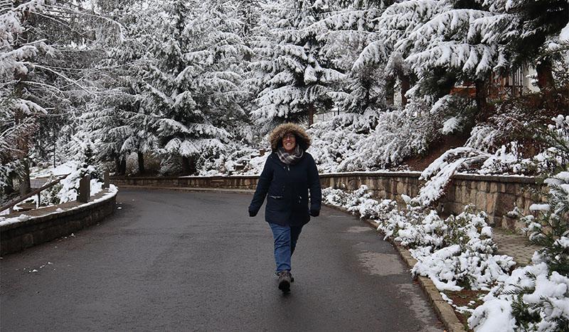 חופשת חורף ברומניה
