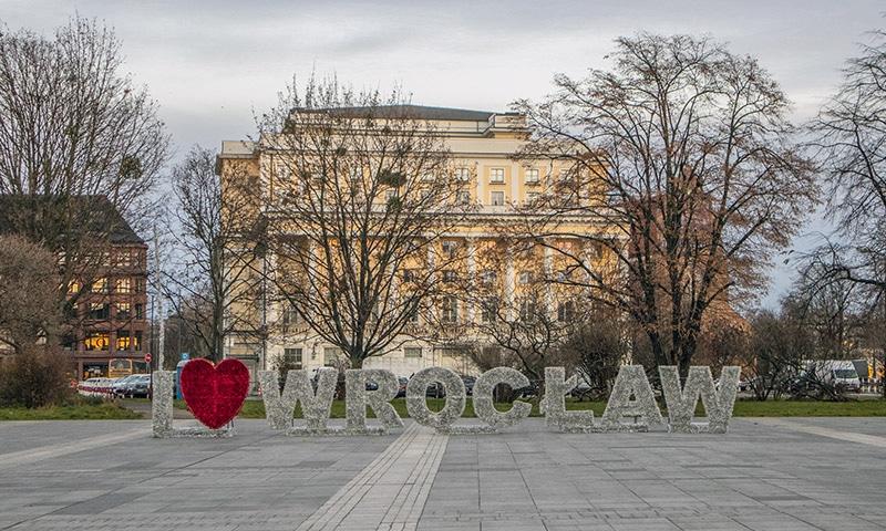 שלט של ורוצלב