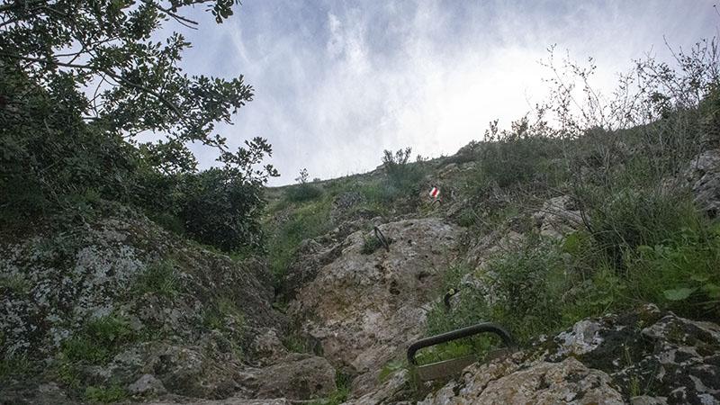 העמק הנעלם גלבוע סולמות