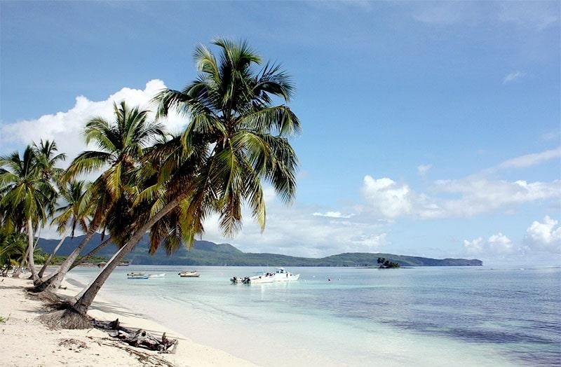 חופי הים של הרפובליקה הדומיניקנית