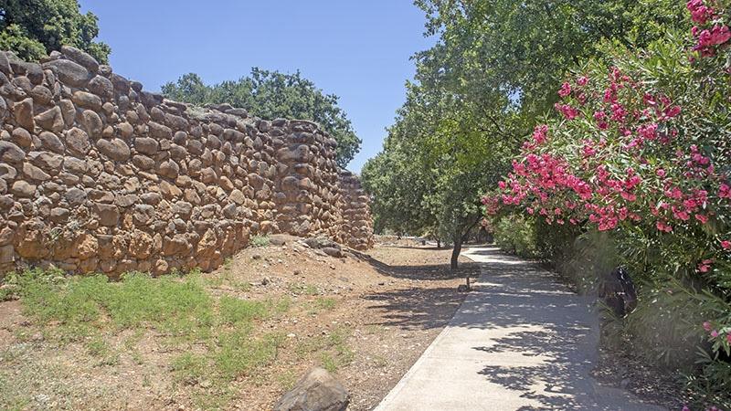 העיר העתיקה דן