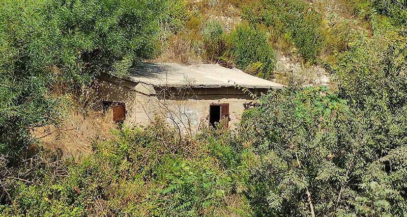בית משאבות בנחל אחוזה