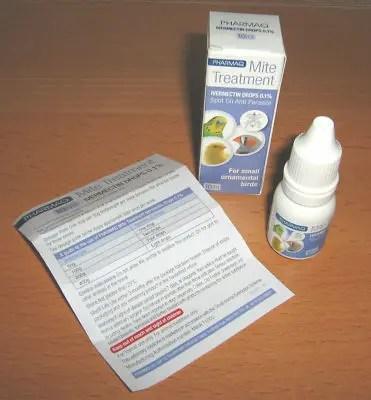 疥癬症の治療薬