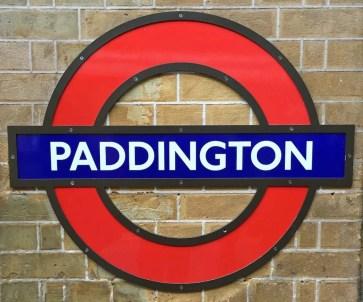 Paddington Underground Station - London, England