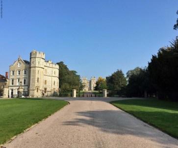 Park Street Gate and Windsor Castle - Windsor, England