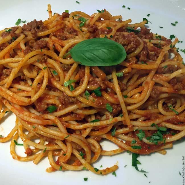 Spaghetti Alla Bolognese Check Before You Trek