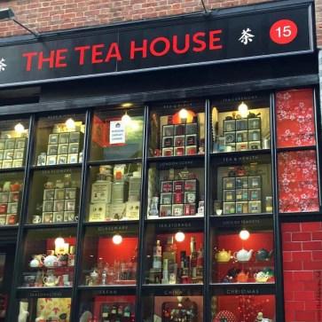 The Tea House - London, England