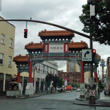 Chinatown Gates - Portland, Oregon