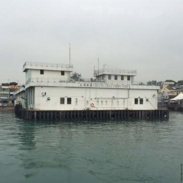 Cheung Chau Ferry Pier - Hong Kong, China