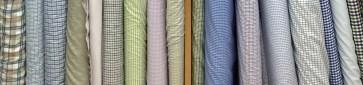 Fabric at Sam's Tailor - Tsim Sha Tsui, Hong Kong, China