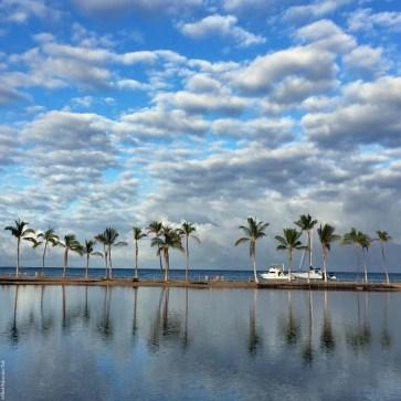 Anaehoʻomalu Bay - Big Island, Hawaii, USA