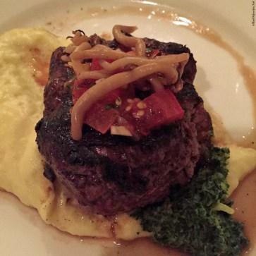 Filet Mignon at Merriman's - Waimea, HI