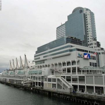 Canada Place - Vancouver, British Columbia, Canada