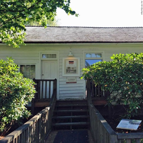 St. Ann's Schoolhouse - Victoria, British Columbia, Canada