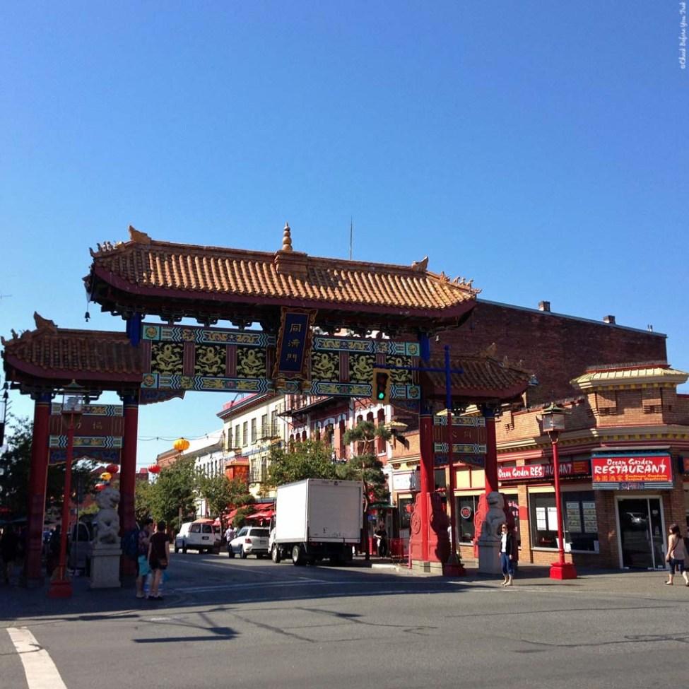 Chinatown - Victoria, British Columbia, Canada