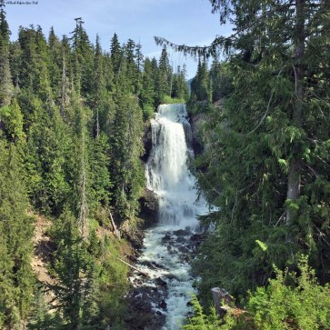 Alexander Falls - Whistler, British Columbia, Canada