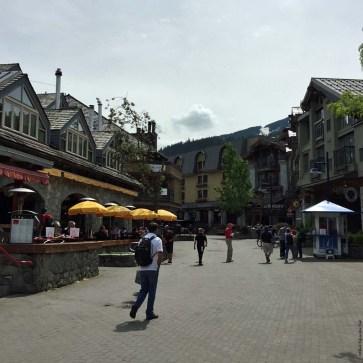 Whistler Village - Whistler, British Columbia, Canada