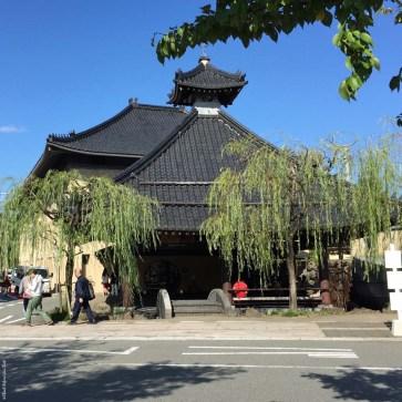 Satonoyu Bath, an onsen in Kinosaki, Japan