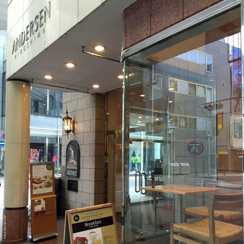 Andersen Bakery - Hiroshima, Japan
