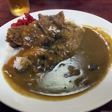 Tonkatsu Curry at Masui - Hiroshima, Japan