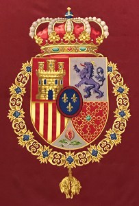 Spanish royal crest