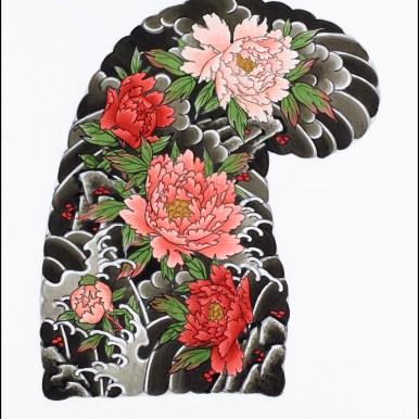 Chrysanthenum Arm Study by Ichibay