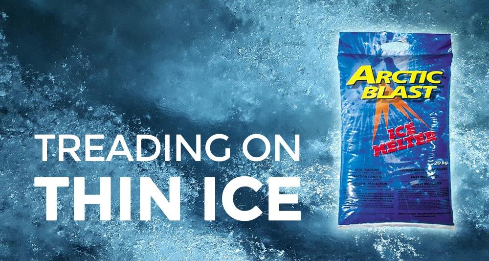 Ice Melter Arctic Blast
