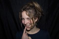 retrahere hache retrato portrait helena sanchez Irene Piedrabuena