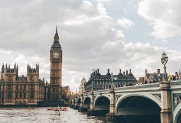 Seguro viagem é importante para visitar a Inglaterra