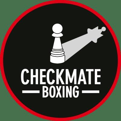Checkmate Boxing Logo