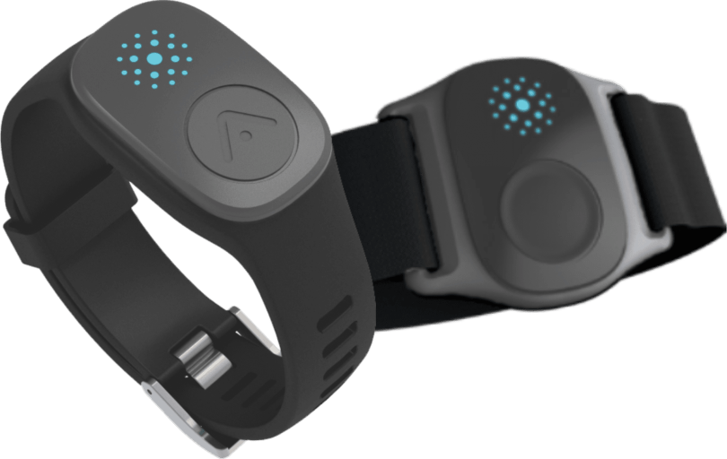 LYNK2 heart rate monitor