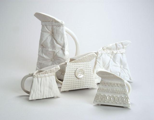 Sarah Grove textile porcelain