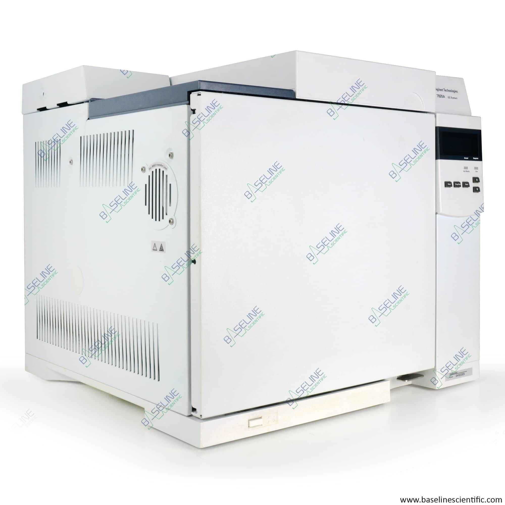 Refurbished Agilent A G A Gas Chromatograph With