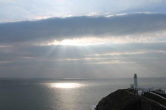 Holyhead - lighthouse