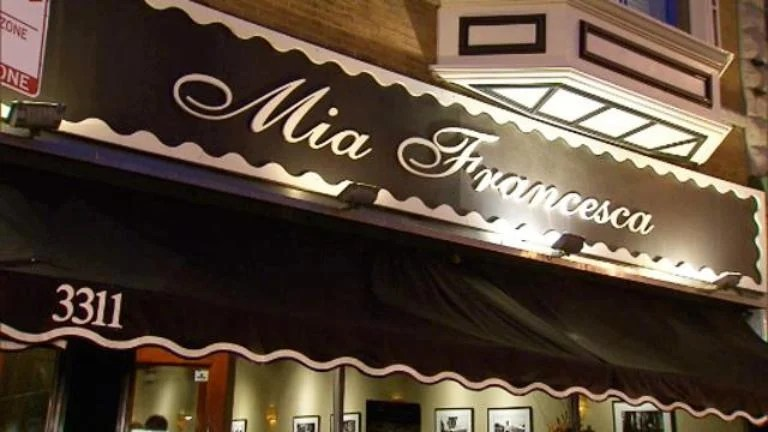 Mia Francesca Lakeview Restaurants Check Please