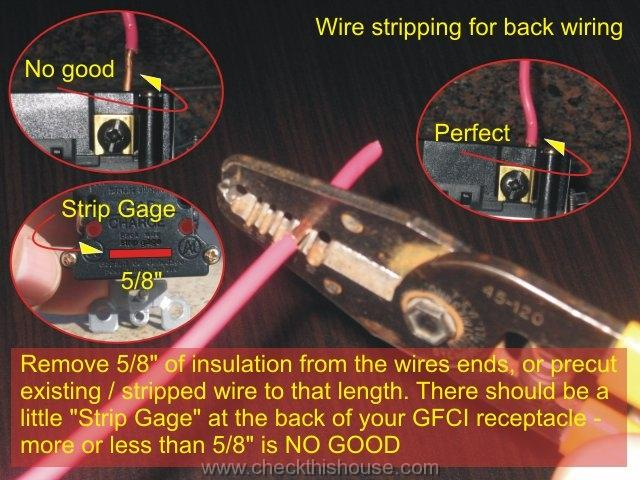 4 easy steps for gfci outlet installations  checkthishouse